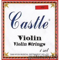 Струны для скрипки Castle HV Violin Strings