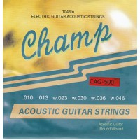 Champ CAG-500 Acoustic Bronze 10-46
