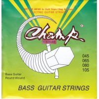 Струны для бас-гитары Champ CEB-45 Bass Nickel 45-105