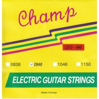 Струны для электрогитары Champ CEG-946 Electric Nickel 09-46