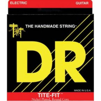 Струны для электрогитары DR Tite-Fit 9-52 7-String Lite LT7-9