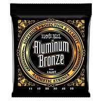 Ernie Ball 2568 Aluminium Bronze Light 11-52