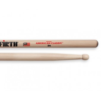 Барабанные палочки Vic Firth American Classic 3A