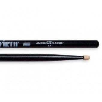 Барабанные палочки Vic Firth American Classic 5A Black