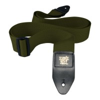 Ernie Ball Olive Polypro Strap P04048