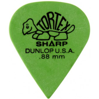 Медиатор Dunlop Tortex Sharp 0.88 мм
