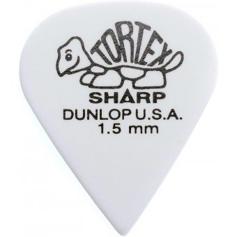 Медиатор Dunlop Tortex Sharp 1.50 мм