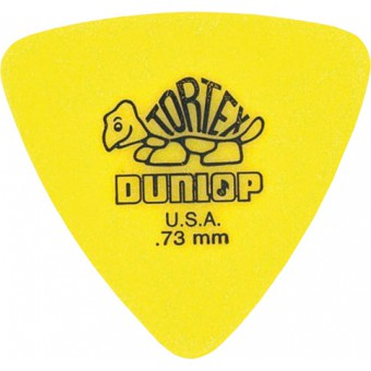 Медиатор Dunlop Tortex Triangle 0.73 мм