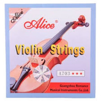 Струны для скрипки Alice A703 Violin Strings