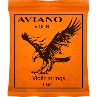 Aviano Violin Strings