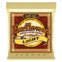 Ernie Ball 2004 Earthwood Light 80/20 Bronze 11-52