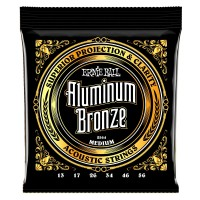 Ernie Ball 2564 Aluminium Bronze Medium 13-56