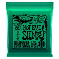 Струны для электрогитары Ernie Ball 2626 Not Even Slinky 12-56