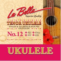 La Bella Tenor Ukulele No.12